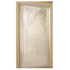 shop project source 1 0 in white vinyl light filtering door blinds