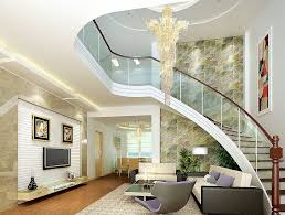 Living Room With Stairs Design Awesome 13 House Living Room With Stairs On Living Room Staircase