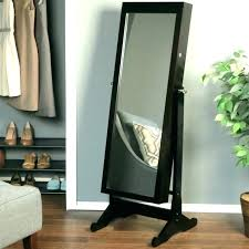 free standing jewellery armoire uk cheval mirror jewelry armoire standing mirror jewelry floor length