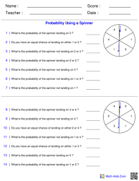 probability full lesson powerpoint worksheets by morgan93