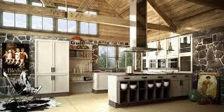 cuisine au milieu de la cuisines cuisine cagnarde cuisinere milieu la cuisine
