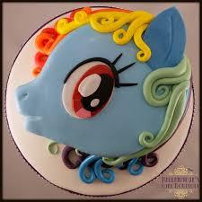 pony cake best 25 my pony cake ideas on my pony