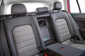 volkswagen phaeton back seat 2017 volkswagen golf alltrack first test quicker than expected