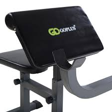 Commercial Weight Benches Adjustable Commercial Preacher Arm Curl Weight Bench Exercise