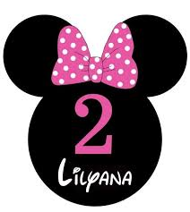 minnie mouse birthday clip for minnie mouse birthday party clipart free