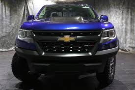 new 2017 chevrolet colorado zr2 extended cab pickup in elk grove