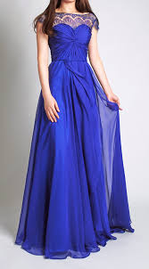 cobalt blue bridesmaid dresses seven blue wedding color ideas and bridesmaid dresses
