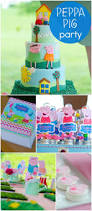 Peppa Pig Birthday Decorations 277 Best Peppa Pig Party Ideas Images On Pinterest Birthday