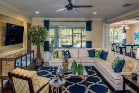 Model Homes Decorated New Model Home At Southern Hills Plantation Ideal Living