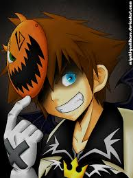 kingdom hearts halloween town background sora halloween by miyuki yoshiharu on deviantart