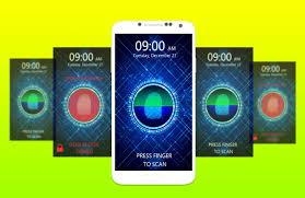 fingerprint lock screen prank android apps on google play