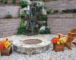 build the waterfall in the garden itself and enjoy the harmony of