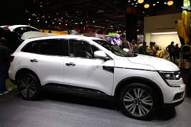 renault suv 2016 renault adds new koleos suv to its european range