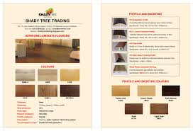 Laminate Flooring Installation Cost Per Square Foot Laminate Flooring Sunshine Series Shady Tree Trading
