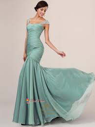 light blue mermaid prom dress with sequin straps next prom dresses
