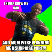 Black Dad Meme - father left me meme left best of the funny meme