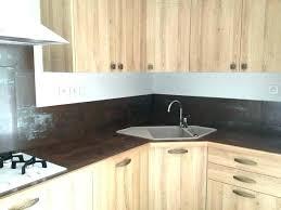cuisine avec evier d angle cuisine avec angle armoire dangle avec plateaux le mans cuisine