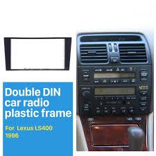 lexus international trade hk ltd car radio fascia install dash bezel trim kit double din for lexus