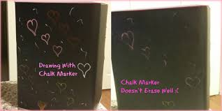 temporary waffle crafting with chalkboard contact paper by ohuhu but overall this chalkboard sticker is good for simple crafts though i personally wouldn t use it as a wall board because of the chalk writing issues