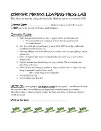 frog dissection guide and worksheet