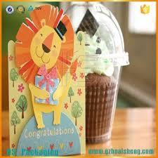 wholesale 3d birthday invitation cards for kids birthday