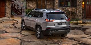 jeep back lights 2018 jeep cherokee facelift unveiled