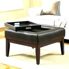 storage ottoman coffee table with trays tray for ottoman trays for ottomans ottoman storage tray ottomans
