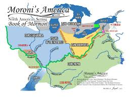 Marcus Amphitheater Map Book Of Mormon Map Book Of Mormon Official Map Bomomap