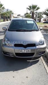 toyota yaris 2001 for sale toyota yaris 2001 for sale in paphos 106464en cyprus cars