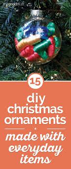 15 glam easy diy ornaments thegoodstuff