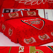 Arsenal Duvet Covers Soccers Picture More Detailed Picture About Arsenal Team Logo