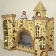 Bunk Bed Castle King Toliver Castle Bunk Bed And Luxury Baby Cribs In Baby