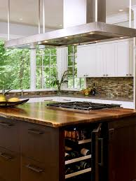 rustic contemporary kitchen remodel kitchens hgtv and spaces