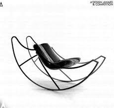 designer schaukelstuhl design schaukelstuhl stefania vola liegt im zeitgeist beautiful