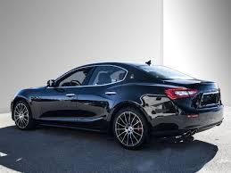 2017 Maserati Ghibli S Q4 7 500 Incentive Maserati Of Alberta