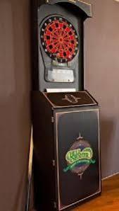 Dart Board Cabinet Plans Arcade Dart Board Ebay