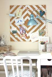 Pin Board How To Make A Cork Pinboard For A Better Organized Home
