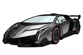 lamborghini car drawing lamborghini veneno vector by sorelstrasz on deviantart