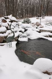 winterizing your water feature u2013 r u0026a water features and landscaping