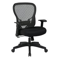 Office Star Leather Chair Office Star 529 3r2n1f2 Space Seating 529 Series Deluxe Office