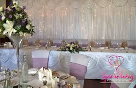 wedding backdrop letters home