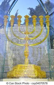 jerusalem menorah jerusalem menorah golden menorah two meters in height