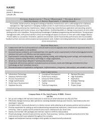 Mysql Dba Resume Sample by Database Administrator Resume Example And Tips Zipjob