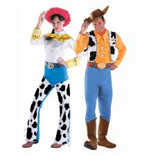 Toy Story Halloween Costumes Toy Story Woody U0026 Jessie Couples Costumes Costume Ideas