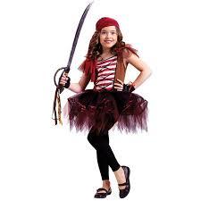 2015 kids girls pirate costume halloween infant girls cute pirate
