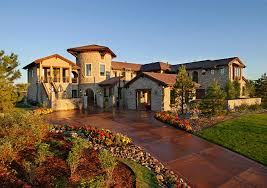 Tuscan Home Design Pretty Garden With Awesome Tuscan Home Design For Complete Living