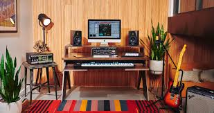 Producer Studio Desk by Platform By Output A Studio Desk For Musicians