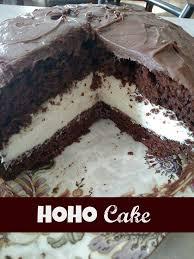 ho ho cake copy cat recipe