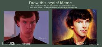 Draw This Again Meme Template - meme draw this again by teralilac on deviantart