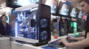 Gaming Desk Top Top 5 Gaming Desktops At The Intel Booth Pax East 2015